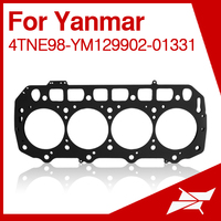 4TNE98 4D98 cylinder head gasket for yanmar tractor mini excavator engine parts