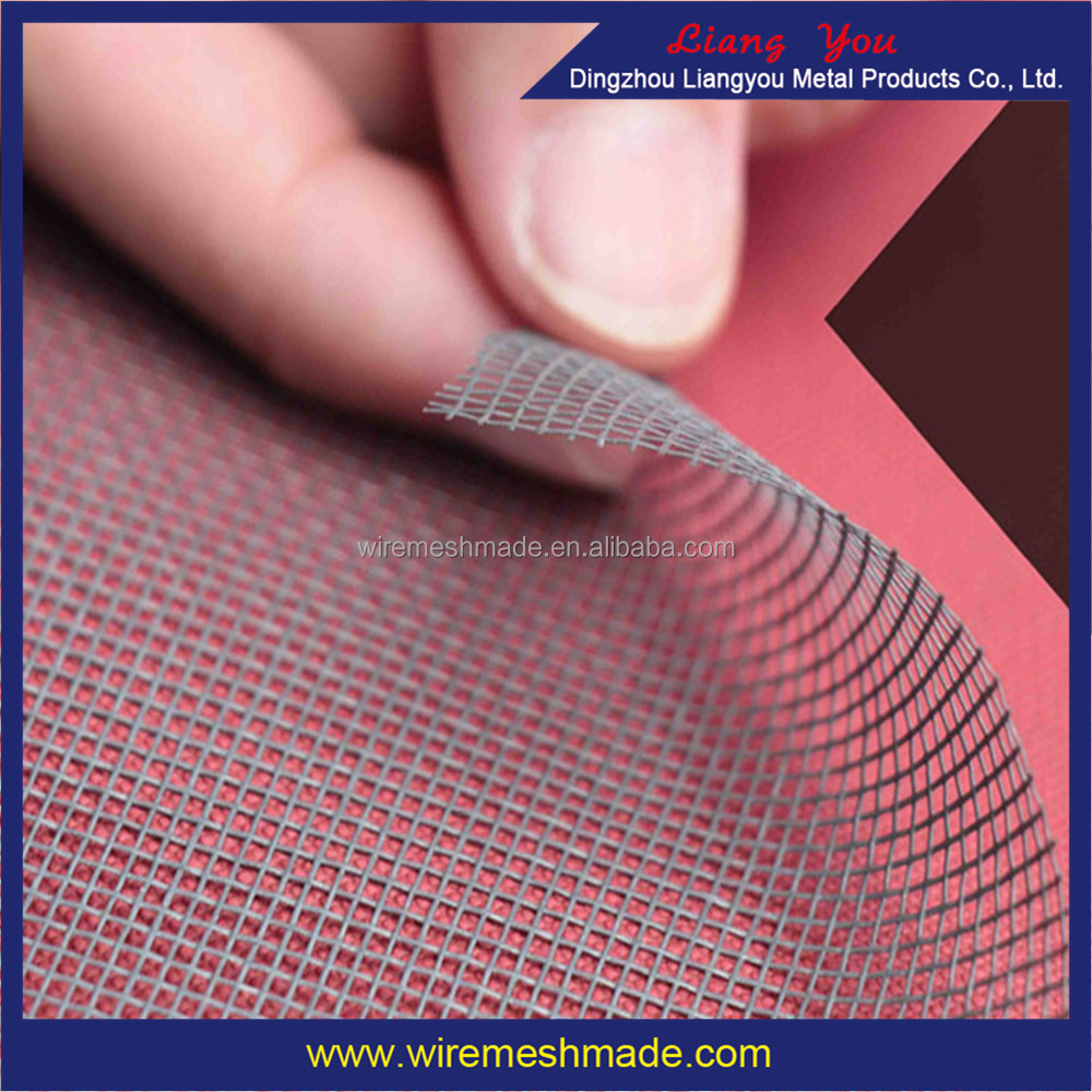 Factory Price! The Tough Fiberglass window Screen, The Quality is Promised