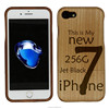 For iPhone 6 Case Cover Phone Cover For iPhone Wood Bamboo Case