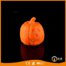 New coming refinement birthday led candle party supply waterproof led candle pumpkin