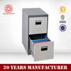 hot selling office furniture metal cheap 2 drawer file Cabinet