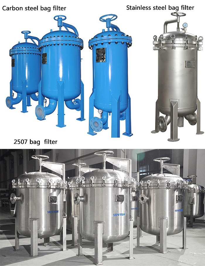 Inoco 5 Micron Pp Filter Widely Applied In Industrial Waste Water ...