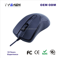 Computer Custom Wired eton usb 3D Optical Mouse