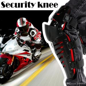 Super Strong Motorcycle Riding Knee Protector Motocross Off-Road Racing Knee Guards Outdoor Sports MX Knee Protective Pads Gear
