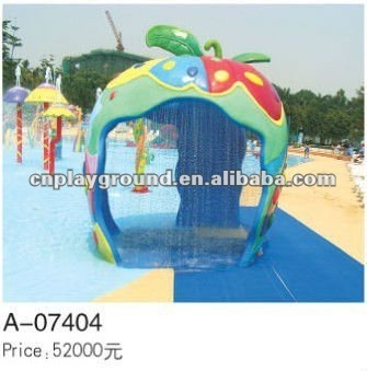 20 years professional experience kid 39 s water game for Amusement park decoration games