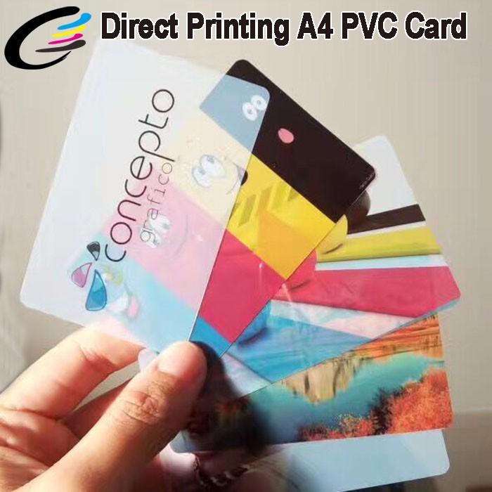 Pvc Transparent Business Card, Pvc Transparent Business Card ...