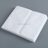 Lint free Disposable Microfiber Wipe for eliminate cross-contamination