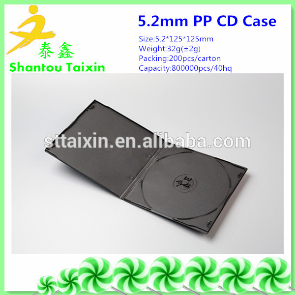 China manufacturer xbox 360 green replacement dvd case for wholesale