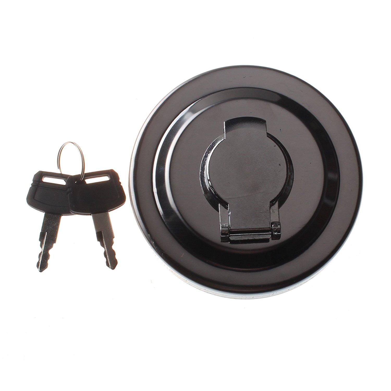 Friday Part Fuel Tank Cap W/2 keys H800 for John Deere 75D 85D 120D 135D 595D 590D 290D