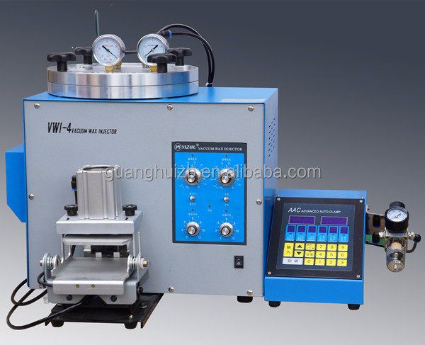 Digital Jewelry vacuum Wax Injector wax casting tools jewelry machine
