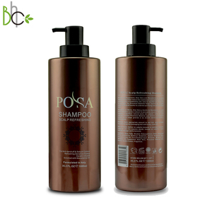 Formulated in Italy Mint Refreshing Extra Scalp Comfort oil- free pure plant essence deep cleansing nursing scalp Shampoo