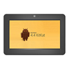 7 inch Bus Ticketing Machine Android 4.4 Driver Terminal with PoE, 3G, GPS, Wifi, BT, RS232, AV in