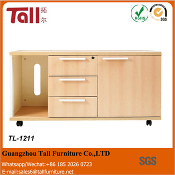 Wooden storage cabinets with wheels document storage cupboard office  sc 1 st  Wholesale Alibaba & Wooden Storage Cabinets With Wheels Document Storage Cupboard Office ...