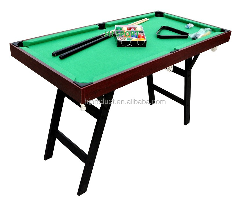 Best sales 4ft 5ft classic style small size snooker table for 12ft snooker table for sale
