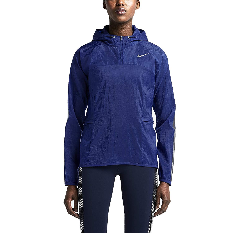 d9fc751ac867 Get Quotations · NIKE Women s Packable Transparent Woven Running Jacket