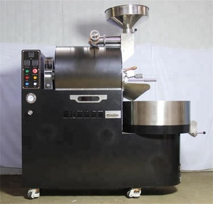 6 Kg gas propane industrial commercial coffee roasting machines