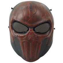 U.S. M06 CS Equipment Field Mask TPR skeleton Mask 2 Generation Military Full Face Protective CS Mask