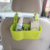 Portable Organizer Pocket Silicone Car Storage Basket