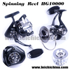 15+1BB Aluminum body saltwater resistant fishing spinning reel