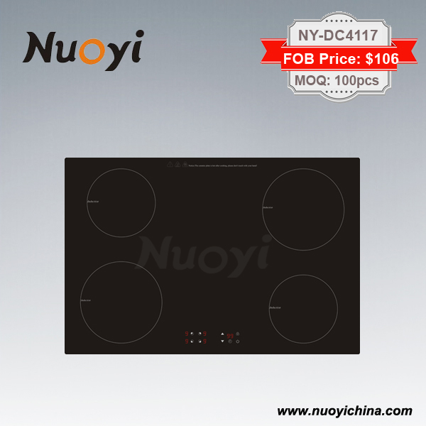 Nuoyi Crystal Slim Thin Induction Cooker New Slim Induction Cooker Thin Induction Cooker