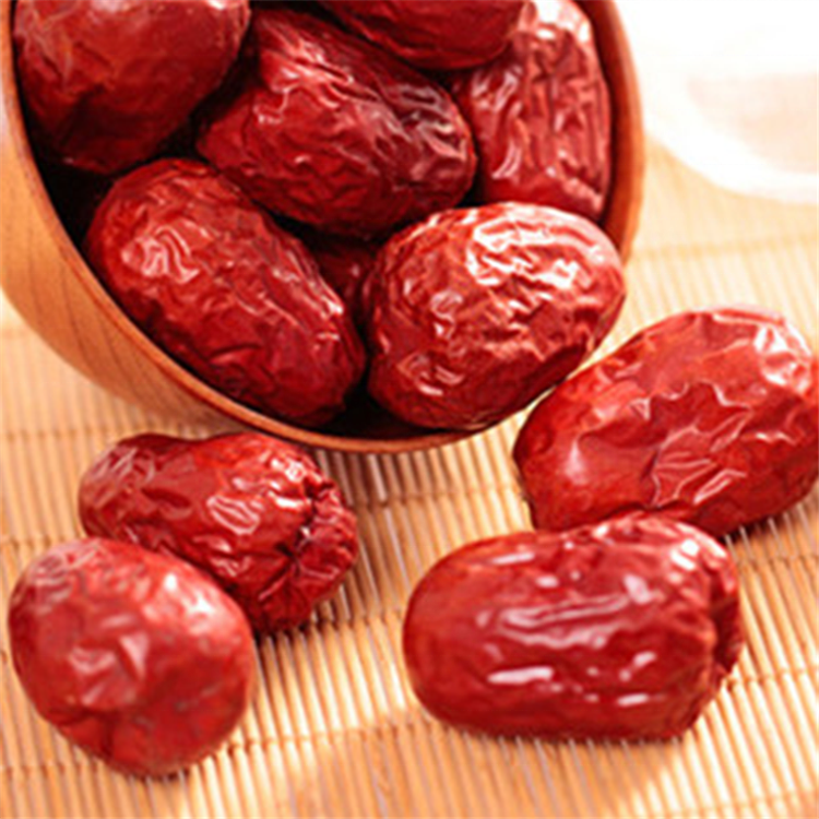 65Pcs/500G Zhongning Small Red <strong>Date</strong>/Jujube of Good Taste from Ningxia