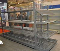 Guaranteed quality wire display rack
