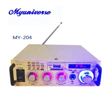 12 v/220 V di ingresso <span class=keywords><strong>auto</strong></span>/home <span class=keywords><strong>amplificatore</strong></span> con bluetooth con karaoke