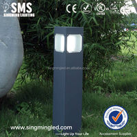 IP65 Waterproof Outdoor Garden Post light,CE And RoHS