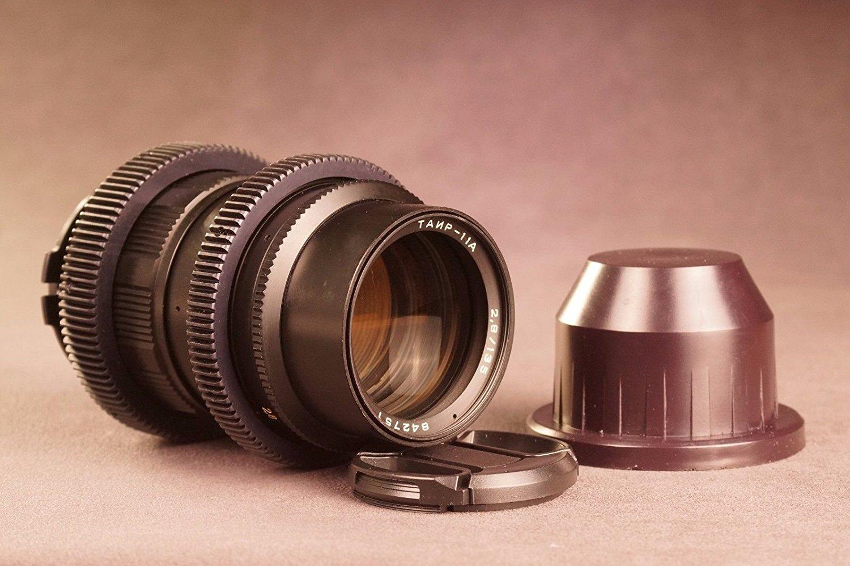 CINEMA 35mm 4K 2.8/135mm lens TAIR 11A PL-MOUNT RED ARRI MOVIE CAMERA BMPCC URSA