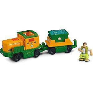 Fisher Price GeoTrax Lights & Sounds Eco-Train