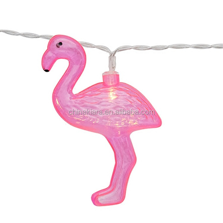 Professional Factory Supply Led Flamingo String Lights