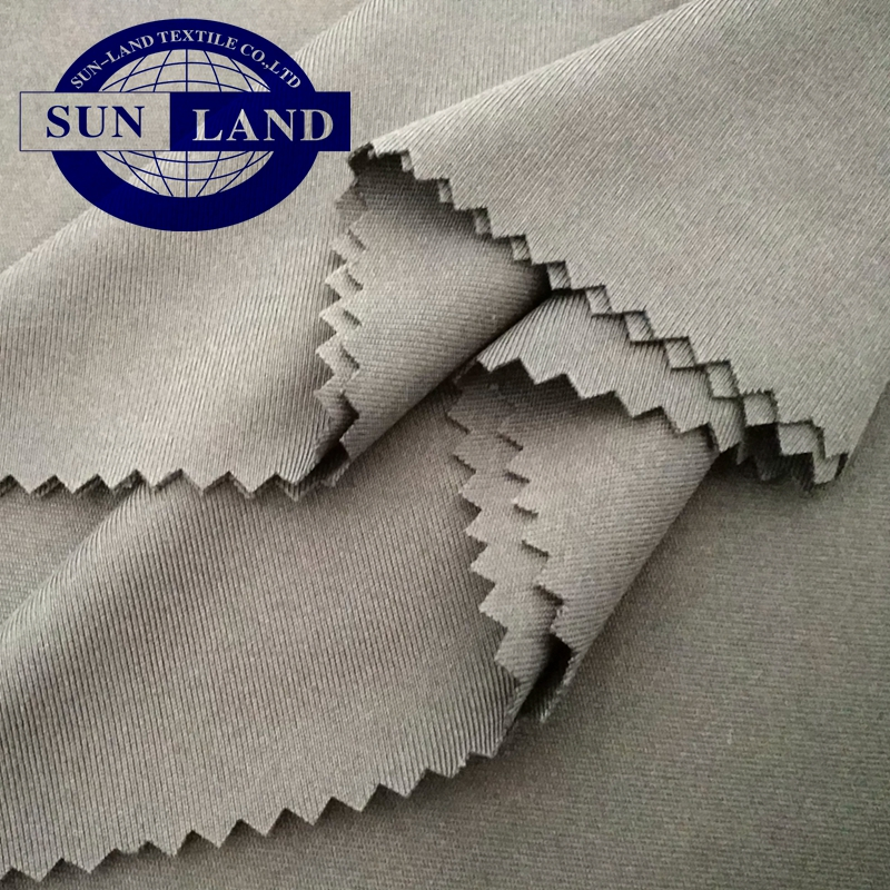 80 90 100 gsm dress lining clothing 100% polyester light and breathable interlock knitted fabric