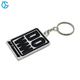 Wholesale Cheap Give-away Personalized Brand 3D Custom Soft PVC Keychain