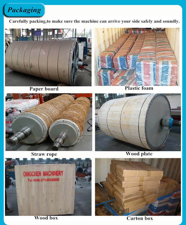 China Manufacturer 3/5/7 Ply Corrugated Cardboard Production Line ...