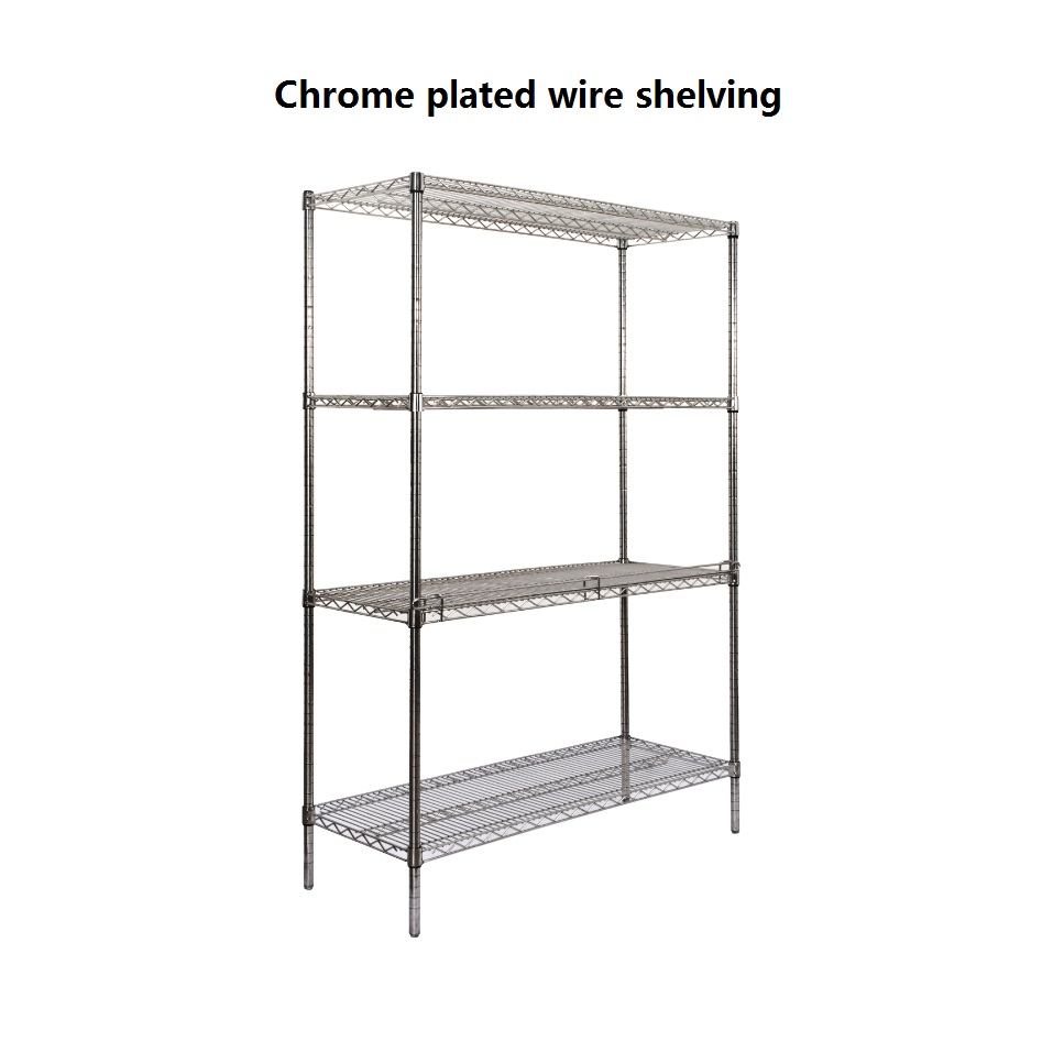4 Tier Display Modern Storage Organization Rack and Shelving Unit/hanging pot rack/rug display rack