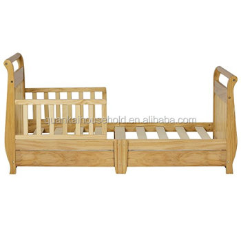 Bamboo Wooden Toddler Bed With Storage Drawer Buy Bamboo