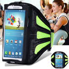 Waterproof Sport Arm Band Case for Galaxy S3 S4 S5 S6/Edge S7 Arm Phone Bag Running Accessory Band Gym Pounch Belt Cover
