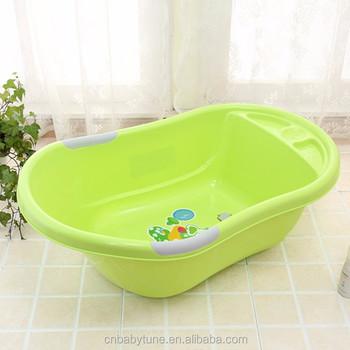 Hot Sale Freestanding PP Material Plastic Baby Bath Tub Pakistan