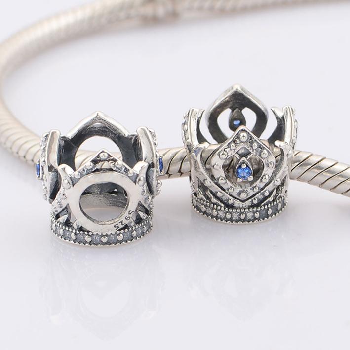 Crown Charm Bracelet: Crown Pandora Charm