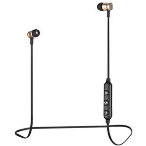 Ear Hook Style sports stereo wireless headset Microphone Function and Portable Media Player Use sport headset