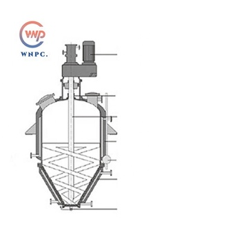 ASME high standard small vertical pressure vessels