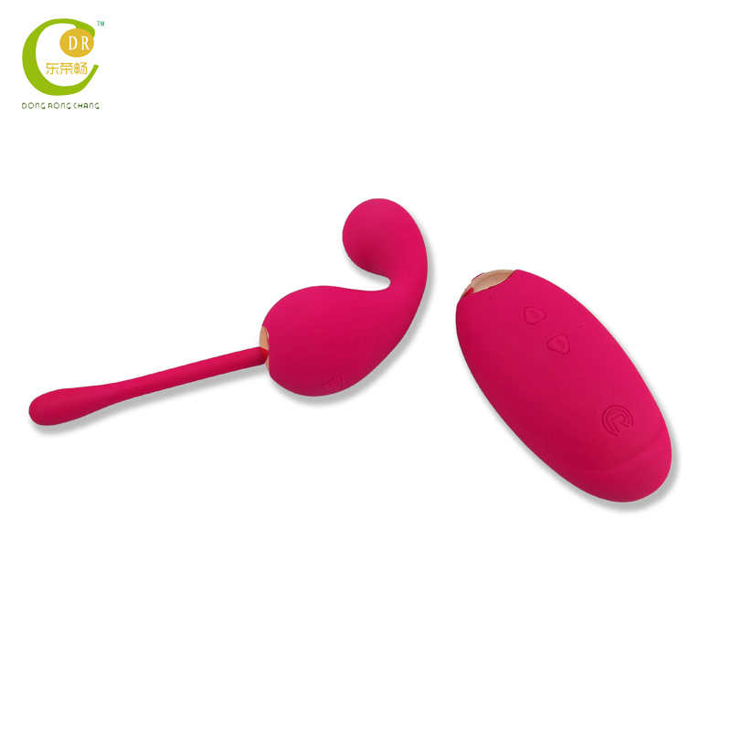 New smart sex toy Silicone vibrating eggs by remote control sex toy for woman and man