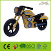 "Harley D 12"" Baby Balance Wooden Motorcycles for Running and Walking Training Toy"