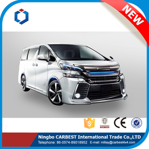 New Body Kit For Toyota For Vellfire 2015 Fit for Southeast Asia Type