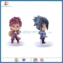 hot sale japanese custom Naruto action figure, PVC Naruto toys