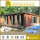 Eco-effective Sandwich Panel shipping container bungalow
