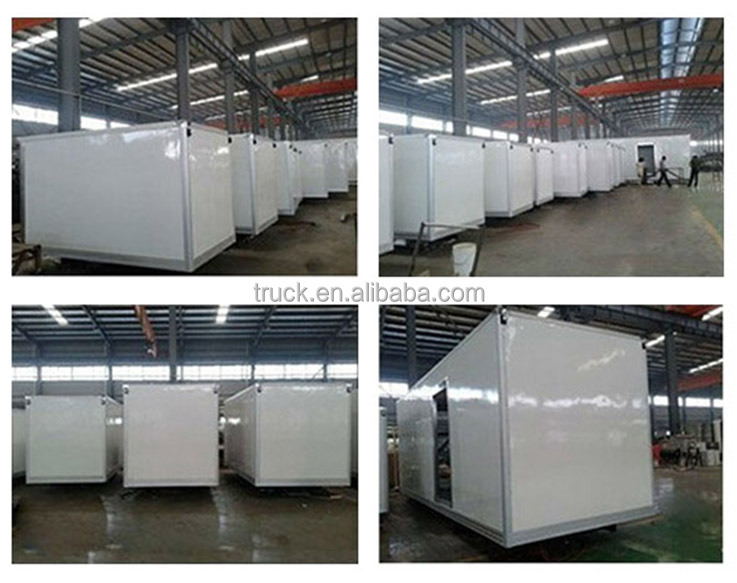 Yuejin,Iveco,Naveco 1.5 Ton Used Refrigerator For Truck ...
