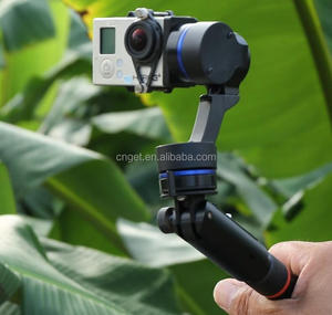 the Stabilizer is a handheld stabilizer designed to fit your Gopro Hero 3 camera.