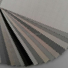 new design sun screen roller fabric/sunscreen roller blind/roller blind fabric