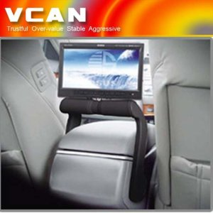 car armrest DVD player with 8.5 inch monitor/FM/USB/SD/speaker